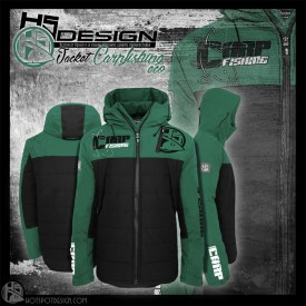 Hotspot Design Zipped Jacket Carpfishing Eco | Nowasell Animals Collection & More