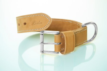 Bieler-Leather Original Series- Halsband | Nowasell Animals Collection & More