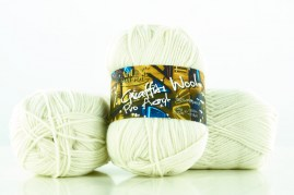 Graffiti Wool Pro Acryl 100g #01 | by Anune for You