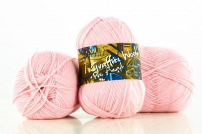 Graffiti Wool Pro Acryl 100g #10 | by Anune for You
