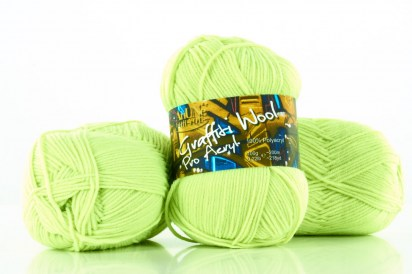 Graffiti Wool Pro Acryl 100g #26 | by Anune for You