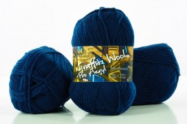 Graffiti Wool Pro Acryl 100g #54 | by Anune for You