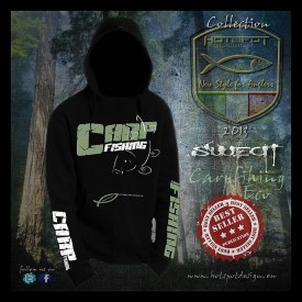 Hotspot Design Sweat Carpfishing eco | Nowasell Animals Collection & More