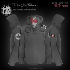 Hotspot Design Anorak Piker Canada | Nowasell Animals Collection & More