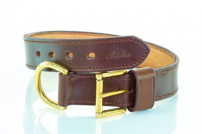 Bieler-Leather Strong Series Halsband | Nowasell Animals Collection & More