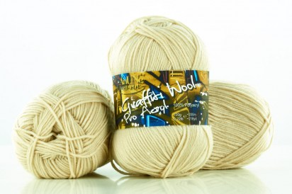 Graffiti Wool Pro Acryl 100g #03 | by Anune for You