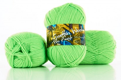 Graffiti Wool Pro Acryl 100g #27 | by Anune for You