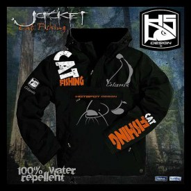 Hotspot Design Jacket CAT FISHING  | Nowasell Animals Collection & More